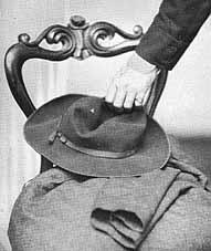 Dagherrotipo. Anonimo. Stati Uniti. 1850 ca. Collezione Rubel, San Francisco. Grazie a Trackrey e Robertson