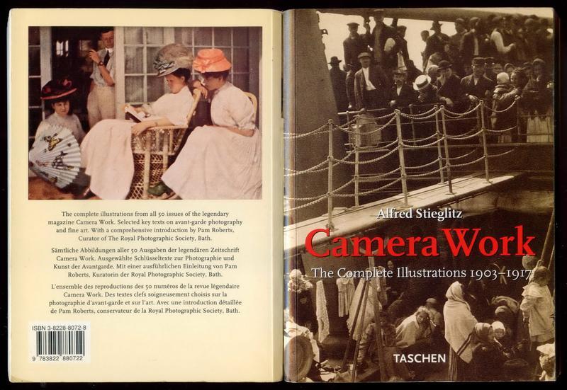 "Alfred Stieglitz ""Camera Work"""